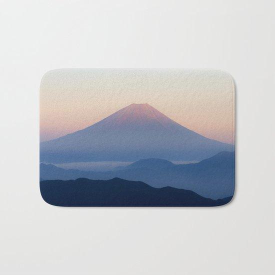Mt. Fuji, Japan Bath Mat