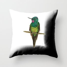 Empress Brilliant Throw Pillow
