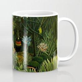 Henri Rousseau The Dream Painting Coffee Mug