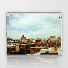 Harlem Skyline Laptop & iPad Skin
