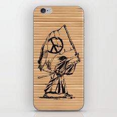Peaceful Samurai iPhone & iPod Skin