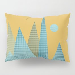 Aspire - abstract art by Ann Powell Pillow Sham