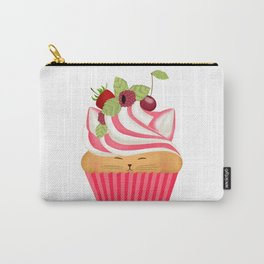 Pinkberry Cuppycat Carry-All Pouch