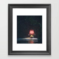 170121 / PANDORA Framed Art Print