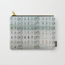 Pro Cycling Teams Carry-All Pouch