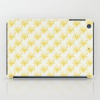 sunshine iPad Cases featuring Sunshine by Leah Flores