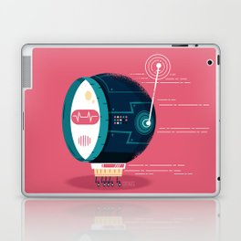 :::Mini Robot-Fos::: Laptop & iPad Skin