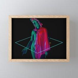 Cupid Framed Mini Art Print
