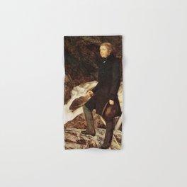 John Everett Millais - John Ruskin Hand & Bath Towel