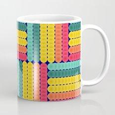 Soft spheres pattern Coffee Mug