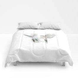 Wedding Birds #3 #tropical Comforters