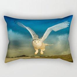 Light Emitting Deity Rectangular Pillow