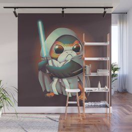The Last Porg Wall Mural