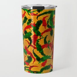 Chile Madness design Travel Mug