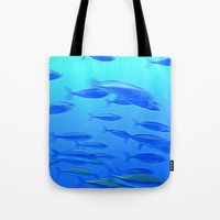 school Tote Bags featuring School by LilyMichael Photography