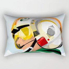 REBEL Rectangular Pillow