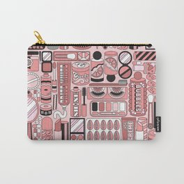 Beauty Routine Classy Carry-All Pouch