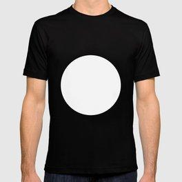 Pilow head black T-shirt
