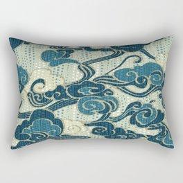 April Rain Rectangular Pillow