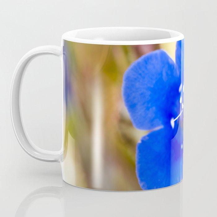 Desert Bluebell Alternate Perspective Coffee Mug
