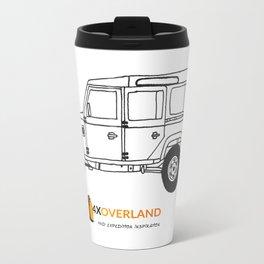 Land Rover Defender 4xOverland Travel Mug