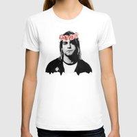 kurt vonnegut T-shirts featuring Kurt..  by pinkundaztood
