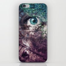 CONQUEST OF PARADISE iPhone & iPod Skin