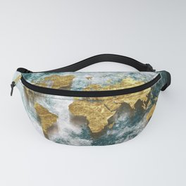 The World is Fallen Down Fanny Pack