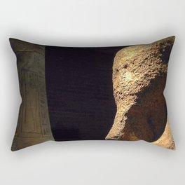 Ancient Memories Rectangular Pillow