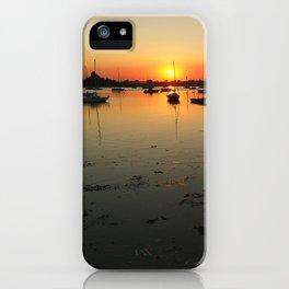 Peaceful Evening iPhone Case