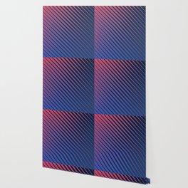Gradient diagonal lines Wallpaper