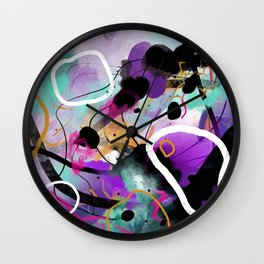 Into the the Ether Wall Clock