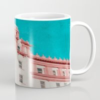building Mugs featuring Building by Sweet Moments Captured