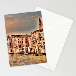 Grand Canal of Venice Stationery Cards