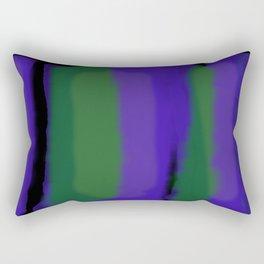 Vertical Blur 3 Rectangular Pillow