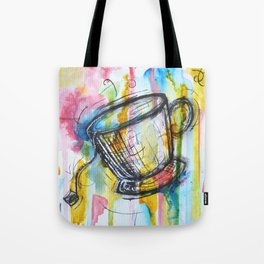 Sunshine and Tea Tote Bag