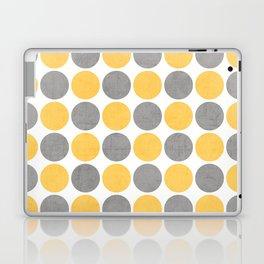 summer time dots Laptop & iPad Skin