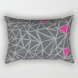 A Hot New Angle Rectangular Pillow