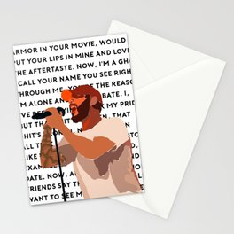 Jon Bellion Songs Stationery Cards
