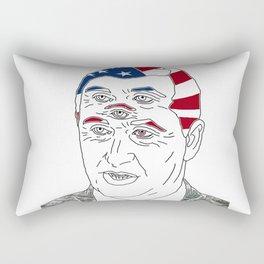 ORDINARY KIWI BLOKE PART II: NETWORKING Rectangular Pillow