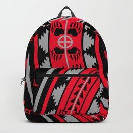 Bear Spirit (Red) Backpack