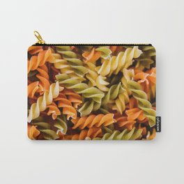 Pasta Noodles Pattern (Color) Carry-All Pouch