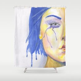 Toska Shower Curtain
