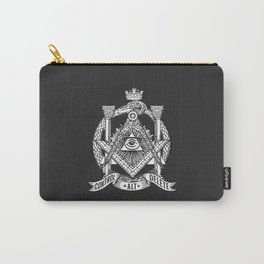 Secret Society Carry-All Pouch
