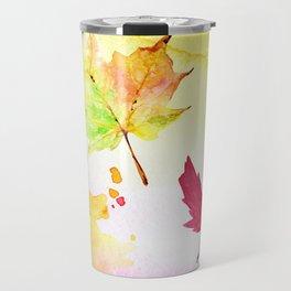 Colors of the fall Travel Mug