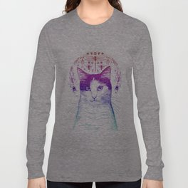 Of cats and insects Long Sleeve T-shirt