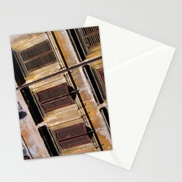 The Word for Window Stationery Cards