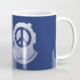 Peacediver II Coffee Mug