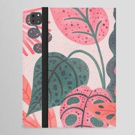 PLANTS iPad Folio Case