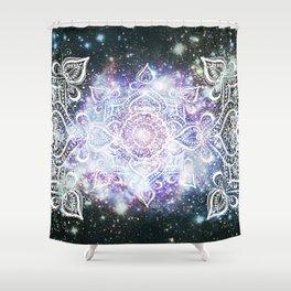 Celestial Mandala Shower Curtain